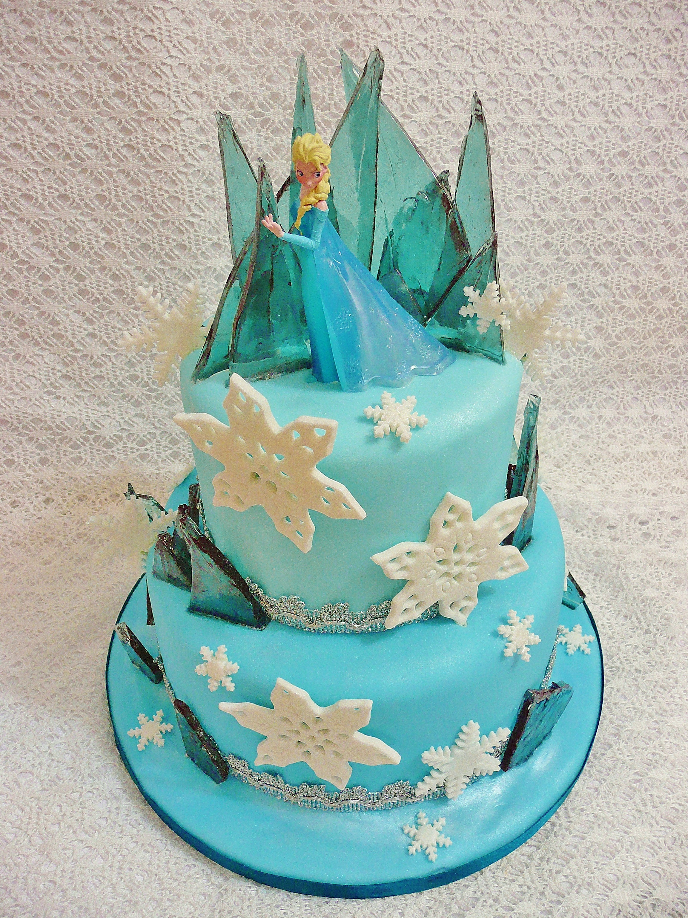 Elsa Cake Decoration Ideas : elsa frozen cake designs Quotes